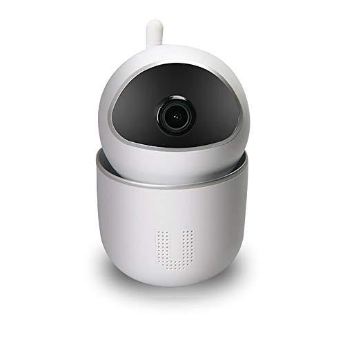 KKmoon Cámara WiFi de Seguridad para el hogar Cámara IP inalámbrica 1080P Monitor de bebé con detección de Movimiento Cámara de Seguridad P/T/Z, Registro de Tarjeta TF