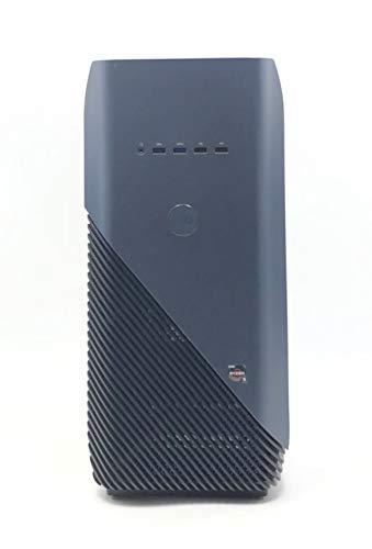 Dell Desktop - AMD Ryzen 5-Series - 8GB Memory - AMD Radeon RX 570-1TB Hard Drive - Recon Blue with Solid Panel (Renewed)
