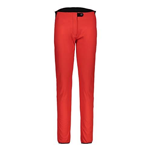 CMP Pantalones Softshell para Mujer, Mujer, Pantalones, 3A09676, Rojo (Ferrari), 40