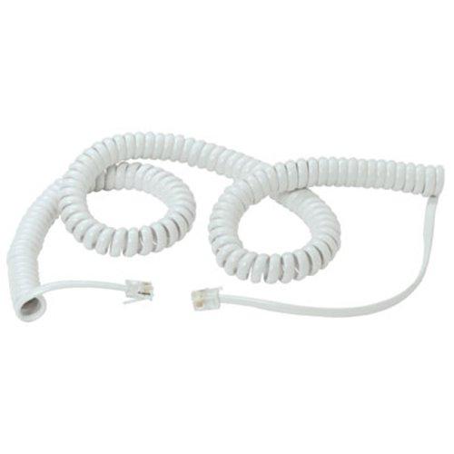 Lindy - Cable para teléfono, color blanco