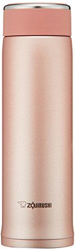 Zojirushi Stainless Steel Mug, 16-Ounce, Pink Gold