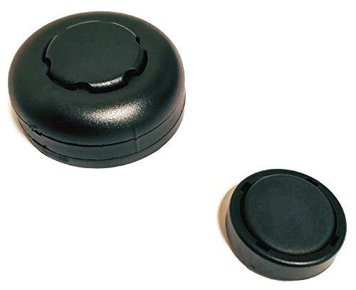 Fermo magnetico Ø 55 mm per infisso, persiana e porta