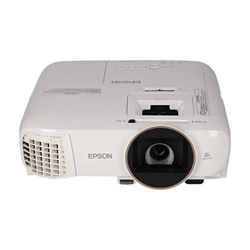 Epson EH-TW5650 Videoproiettore SMART 3LCD, Full HD 3D, 2.500 lumen, Zoom 1,6x, Contrasto 60.000:1, Display fino a 300