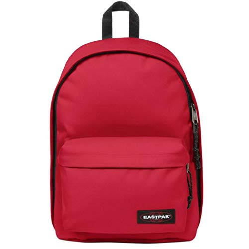 Mochilas Mujer  Color Rojo  Marca EASTPAK  Modelo out Off Office