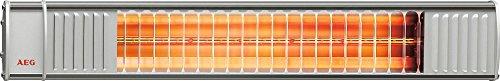 AEG IR Premium 2000 H Infrarot Kurzwellen Heizstrahler 2kW für Terrasse + Balkon
