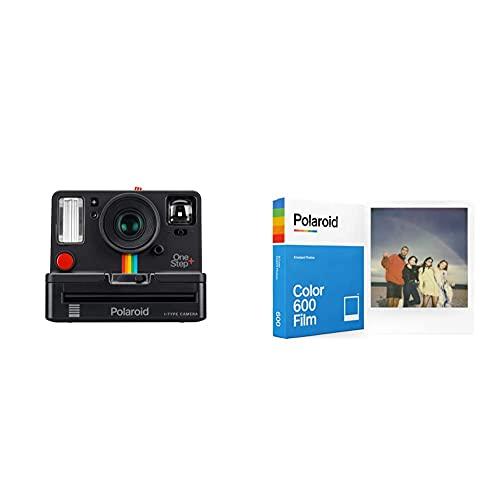 Oferta de Polaroid Originals - 9010 - OneStep + Cámara instantánea Color Negro + Película instantánea Color para 600 y i-Type