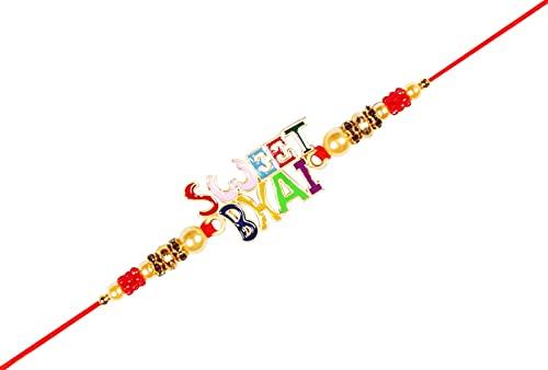 Sweet Bhai Rakhi for Brother & Boys Raksha Bandhan Rakhi for Kids