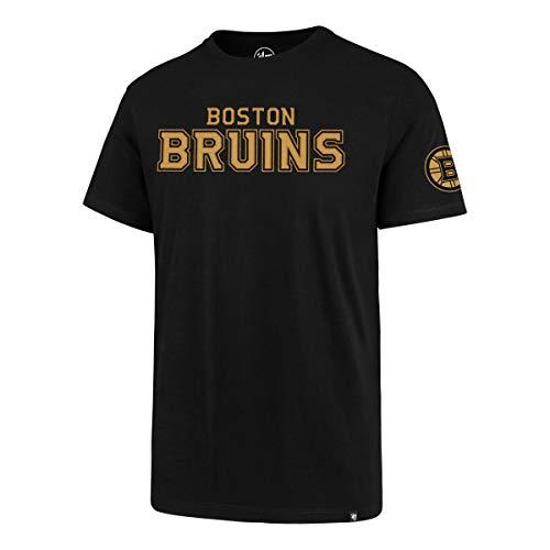 47 Brand NHL T-Shirt Boston Bruins Vintage Fieldhouse Eishockey (M)