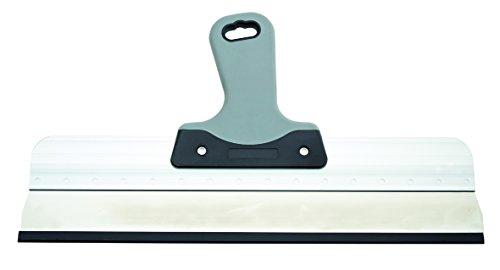 Bellota 5899-250 BIM Espátula de alisado Acero Inoxidable Mango Bimaterial, 250 mm