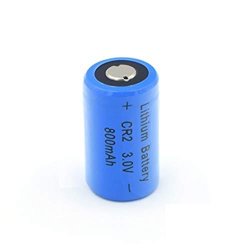 ndegdgswg Batería del Botón De Las CéLulas Cr2 del Litio De 3v 800mah, BateríAs CR15H270 CR15266 del Poder MáS Elevado 4PCS