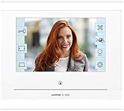 JO1MDW AIPHONE Wireless Hands-Free Master Aiphone- Jo Series JO-1MDW Internet Connectivity Via Wi-Fi, Monitor, Stream Reco...