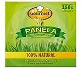 Gourmet Latino - Panela ( Azúcar integral de Cañar - Sin Refinar) 100% Natural - 50 sobres de 5g - Total 250 g