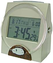 LSS Talking Radio Controlled (Atomic) Clock