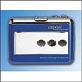USB-reproductores de casetes portátil ('TAPE2PC Blue Edition' MC/MP3)