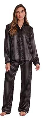 Just Love 6712-152-BLK-XL Pants Set for Women