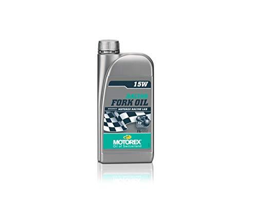 Compatible Con / Reemplazo Para Aceite Horquilla Motorex Carrera Fork 15W- 55020012