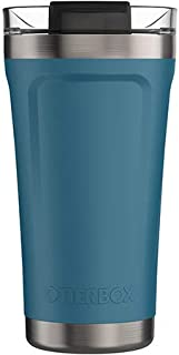 Otterbox Elevation Tumbler with Closed Lid - 16OZ - (Azure Night - Blue)