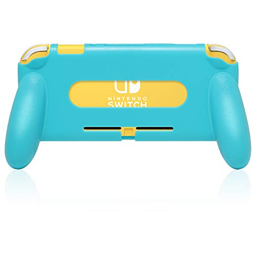 Grip for Nintendo Switch Lite, Comfortable and Ergonomic Switch Lite Grip - Accessories for Nintendo Switch Lite (Blue)