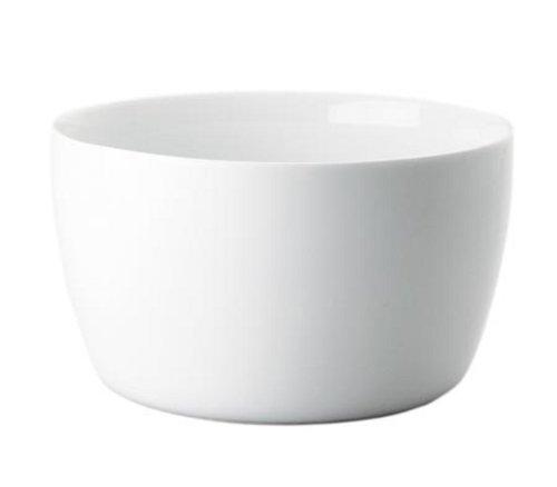 Kahla - Porcelaine pour les Sens 392948A90039C Five Senses Plat de Service Médium Blanc 19 x 11,5 cm