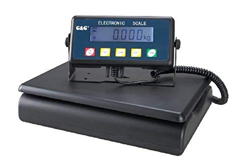 G&G PSE30kg/1g Paketwaage PlattformWaage Digitalwaage Industriewaage Tischwaage (PSE 30Kg/1g)