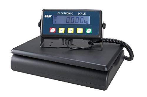 G&G PSE30kg/1g Paketwaage PlattformWaage Digitalwaage Industriewaage Tischwaage