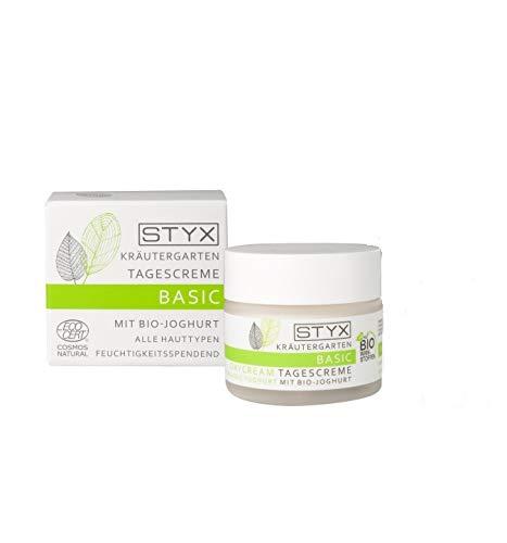 STYX - Naturkosmetik - Kräutergarten Tagescreme mit Bio Joghurt - 50 ml