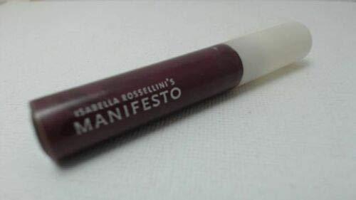Isabella Rossellini's Manifesto Lip Gloss - # 07 - Travel Size - New