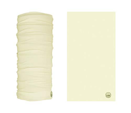 CLUSH Charlotte - Bedrucktes Multifunktionstuch Bandana Halstuch Kopftuch: Face Shield- Material ist flexibel und atmungsaktiv - Maske fürs Motorrad-, Fahrrad- und Skifahren, für Damen und Herren