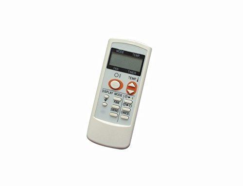 RLsales General Replacement Remote Control Fit for Sharp CV-P10PC RRMC-GA589JBEZ CRMC-A810JBEZ Room Air Conditioner