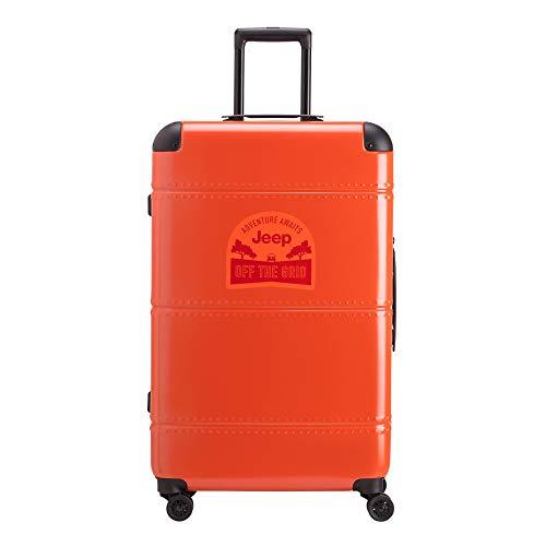 CARPISA® Valigia grande e leggera in policarbonato e abs - Heritage Jeep