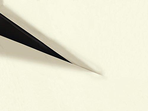 Heckett Lane Uni Satijn Hoeslaken Split-Topper 180x200+12 cm - Off-white