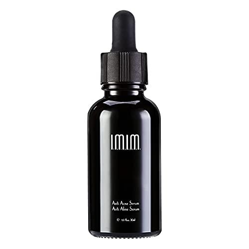 Anti Akne Gesichtsserum gegen Akne und unreine Haut IMIM Anti Pickel Creme Serum Behandlung für Akne, Narben, Flecken