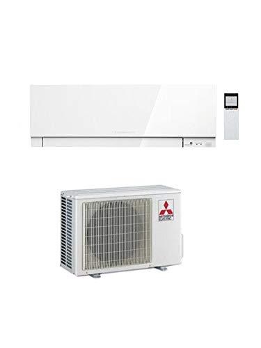 Climatizzatore 12000 Btu, DC Inverter, Pompa di Calore, Classe A+++/A++, Gas R32, Wi-Fi, Gas R32, Bianco Serie Kirigamine Zen