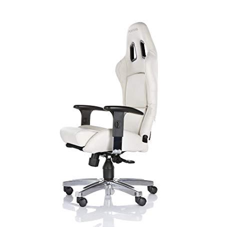 Playseat Office - OS.00042 - Fauteuil de bureau ergonomique Blanc