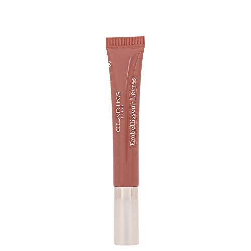 CLARINS ECLAT MINUTE embellisseur lèvres #06-rosewood shimmer 12 ml