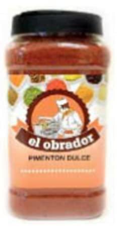Pimentón Dulce - El Obrador - 810 g