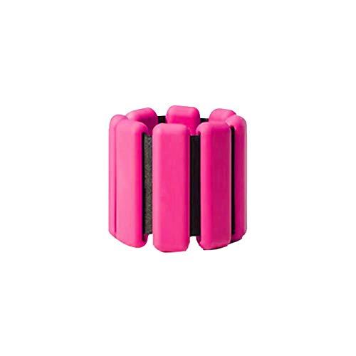 S-tubit Vollständig Verstellbarer tragbarer Handgelenk- und Knöchelgewichtsring | Tragendes Armband für Yoga, Tanz, Barre, Pilates, Cardio, Aerobic, Walking