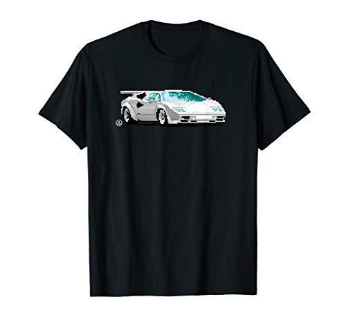 NEFF Oldtimer Pixel Art T-Shirt