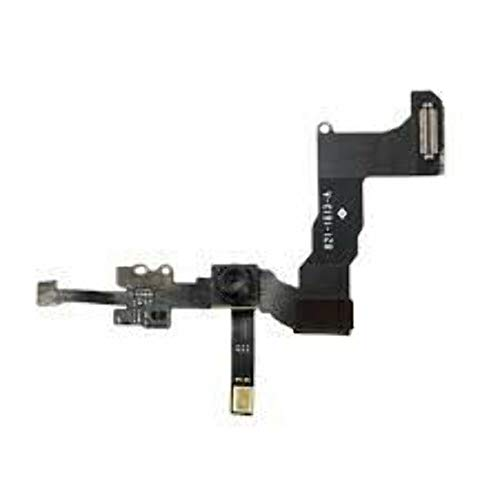 XcellentFixParts Camera Frontale di Ricambio per iPhone 5, Fotocamera di Fronte HDR Sensore Prossimità Luce Cavo Flex