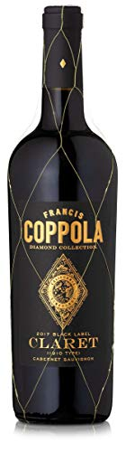 Francis Ford Coppola Winery Diamond Collection Claret Cabernet Sauvignon 2015 (1 x 0.75 l)