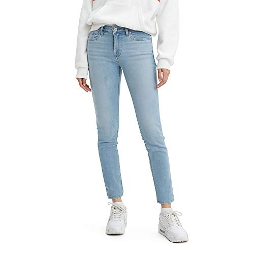 Levi's 711 Skinny Jeans Vaqueros, Sidetracked, 28W / 30LW Regular para Mujer