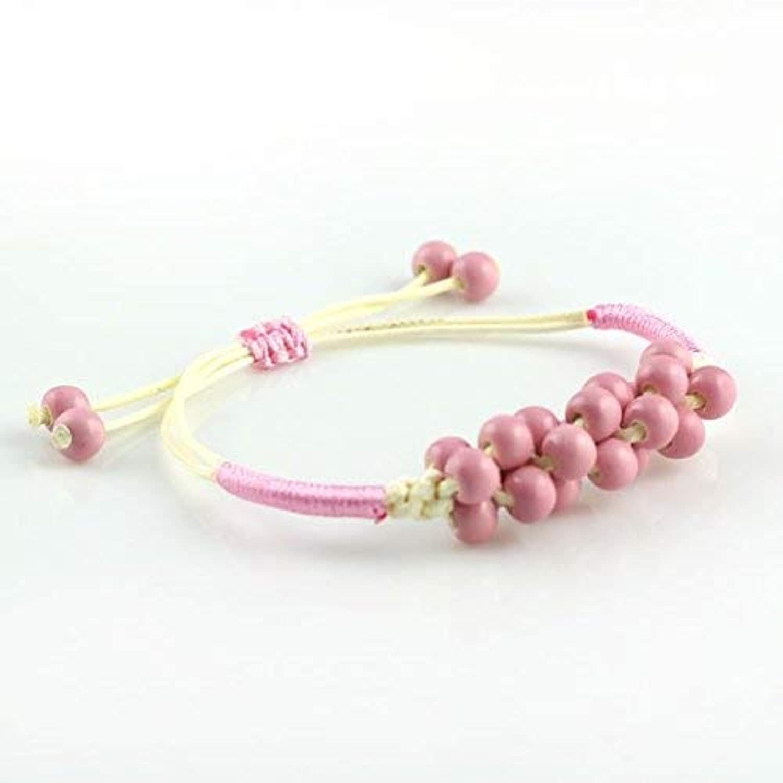 Zicue Stylish Charming Bracelet Exquisite Ornaments Manual original hongdou ceramic braided bracelet female retro Palace National wind maiden honey birthday present