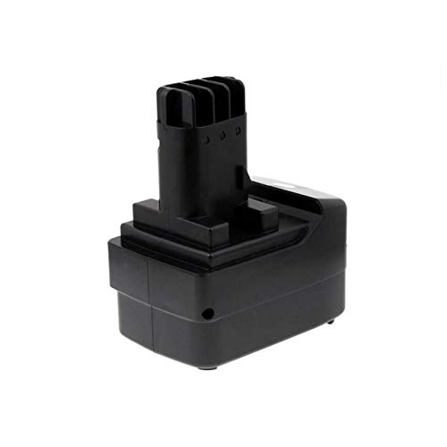 Batería para metabo Taladro BSP 12 Plus, 12V, NiCd