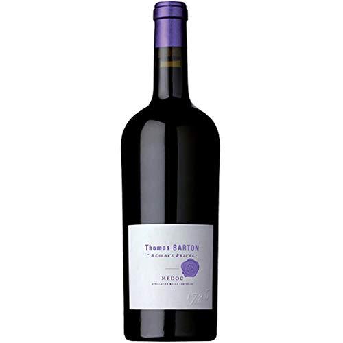 Vinho Thomas Barton Reserve Priveee Medoc AOC Luxury Gift Pack 750ml