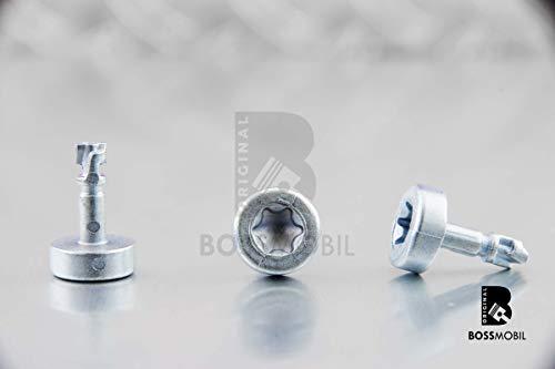 Original BOSSMOBIL kompatibel mit INNENTORX SCHRAUBE ZYLINDERKOPFHAUBE E87 E90 E91 E60 E61 E63 E64 E65 E85 E86#NEU# 11127531561 14 X 16 X 5 mm Menge: 5 Stück