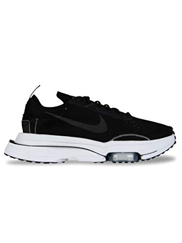 Nike Air Zoom-Type, Zapatillas para Correr Hombre, Black Antracite White Pure Platinum, 39 EU