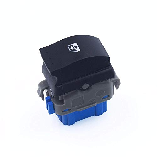 Interruptor de la Ventana Master Power Window Interruptor 8200476809 8200 476 809 Compatible con Renault Master 2010-2017 Duster 2010-2017 KANGOO 4419781 93197894