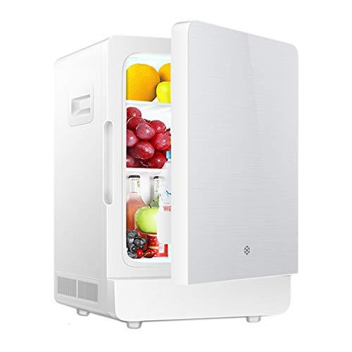 wangt Auto-koelbox, elektrische koelkast, 22 liter, 12 V/DC, intelligente mini-koelkast, draagbare enkele kern vrieskast, cool en warm