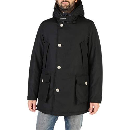 Woolrich Parka Misto Cotone WOCPS2882 New Black Size:XL