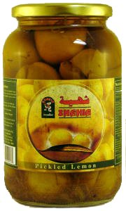Shahia Pickled Lemons 1000g